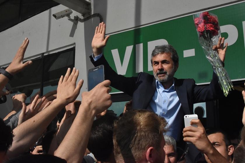 Konyaspor'dan Aykut Kocaman'a veda töreni