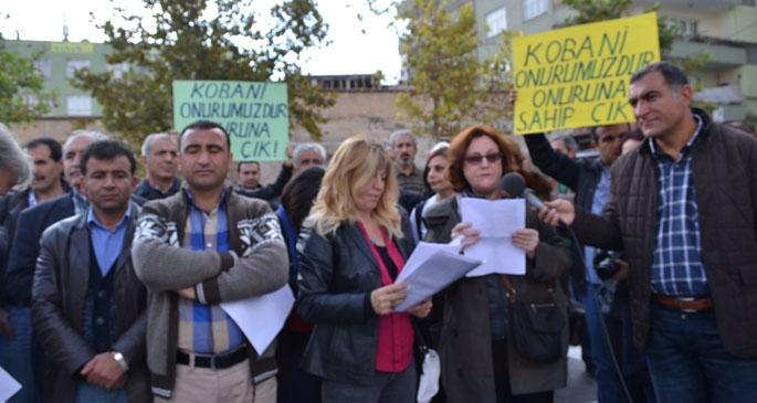 Yazarlar 4 dilde Kobanê'yi selamladı