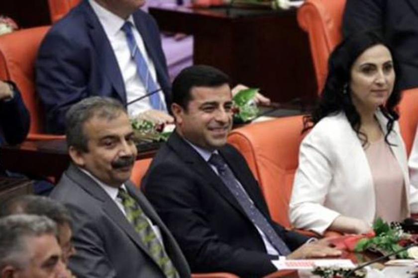 HDP'li vekiller için skandal fezlekeler