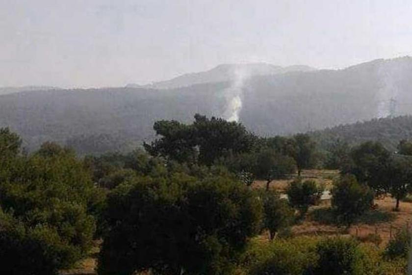 Amanoslarda askeri birliğe roketatarlı saldırı