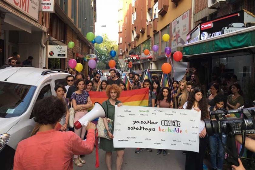 Kocaeli LGBTİ İnisiyatifi: Alışın gitmiyoruz