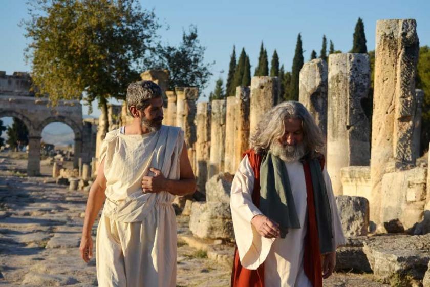 'Kölelikten Filozofluğa Epiktetos' izleyici ile buluşacak