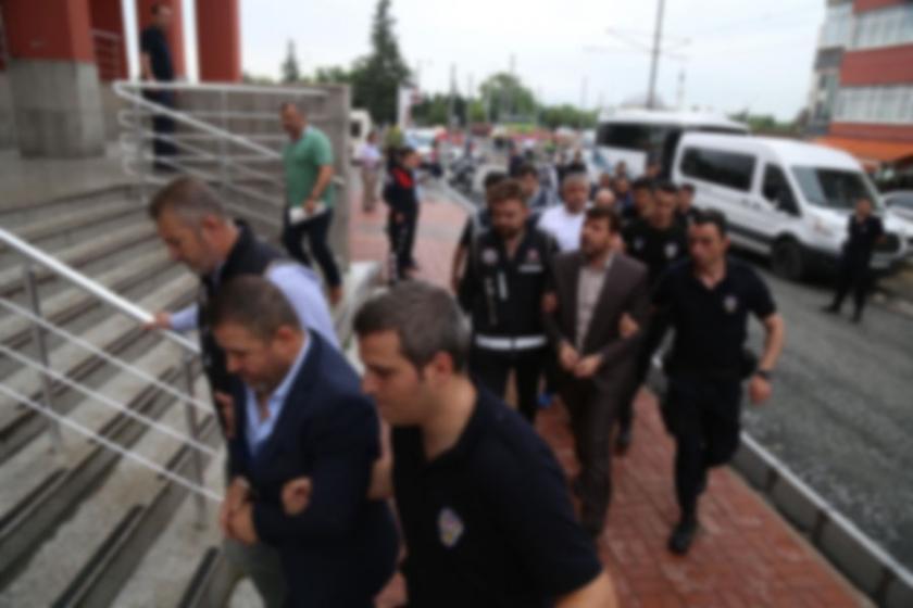 Kocaeli'de suç örgütü üyesi 3 kişi tutuklandı