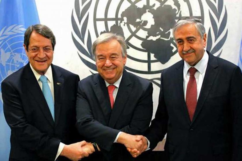 Kıbrıs için yeni görüşme 28 Haziran'da