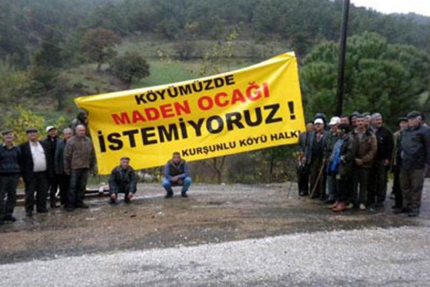 Kaz Dağları'nda feldspat madeni mücadelesi yeniden başlıyor