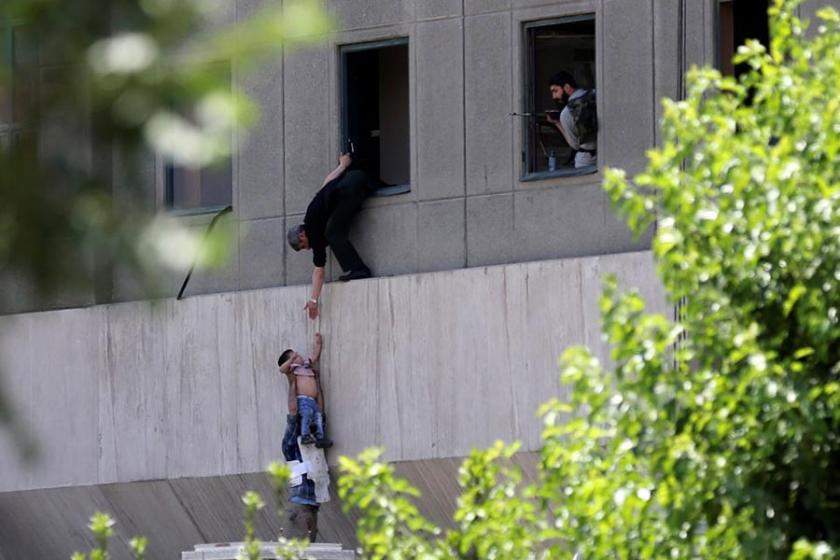 İran Emek Partisi: Saldırılar ABD politikasının sonucu