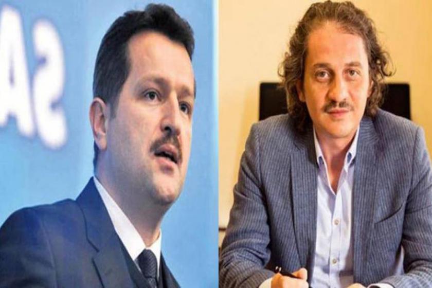 Baskın Oran'dan damatların serbest bırakılmasına tepki