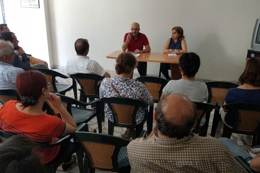 Emek Partisi'nden kıdem tazminatı toplantısı