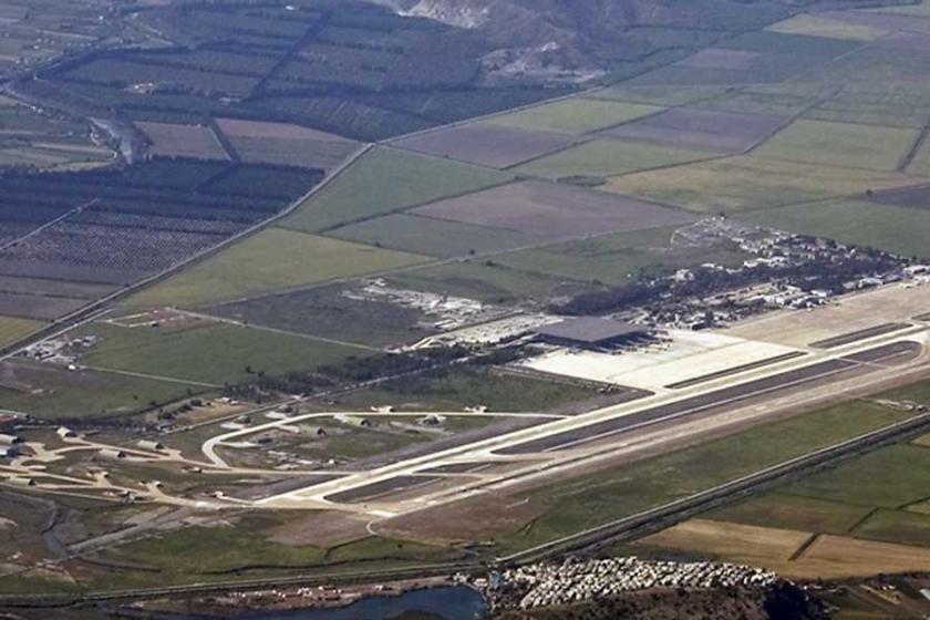 Dalaman'da havalimanı inşaatında iş cinayeti