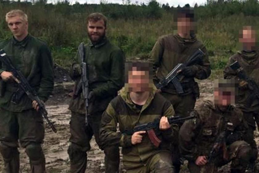 Sığınmacılara saldıran Naziler, Rusya'da eğitildi iddiası