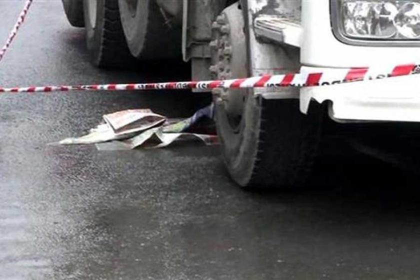 Yaren'i öldüren kamyon şoförü tahliye edildi