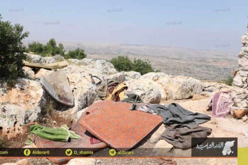 YPG ile cihatçılar İdlib sınırında çatışıyor