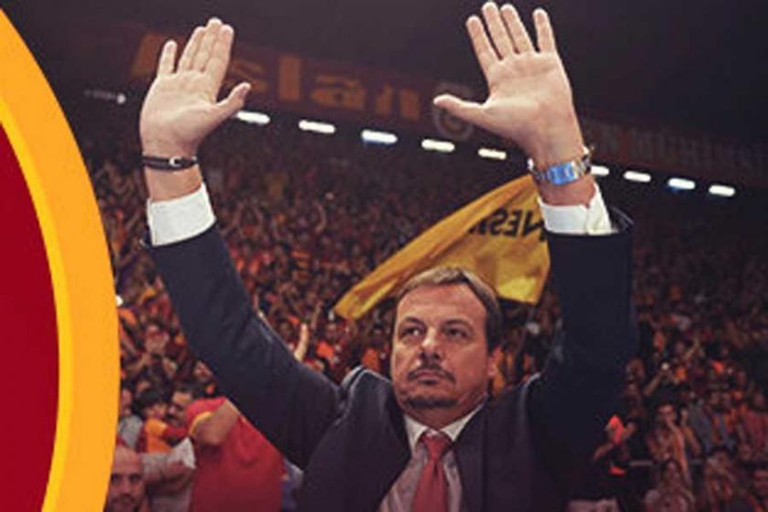 Galatasaray'da Ergin Ataman dönemi sona erdi