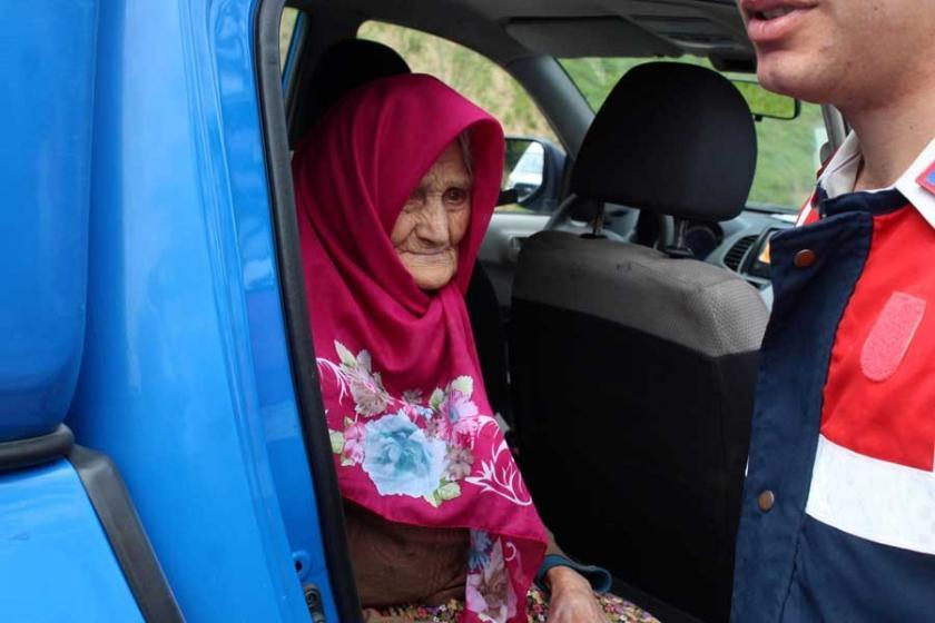 Çilek toplamak için ormana giden kadın 2 gün sonra bulundu