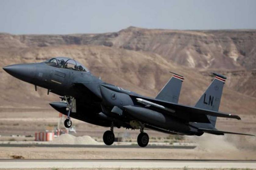 ABD'den Katar'a 12 milyar dolarlık savaş uçağı satışı