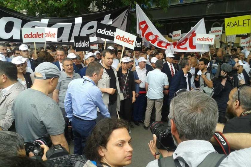Kılıçdaroğlu: Yürüyüşümüz adalet gelinceye kadar sürecek