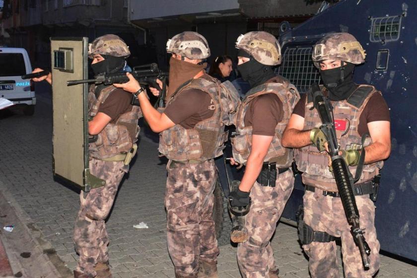 Adana'da operasyon: 14 kişi gözaltına alındı
