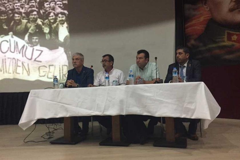 Bandırma'da 15-16 Haziran paneli