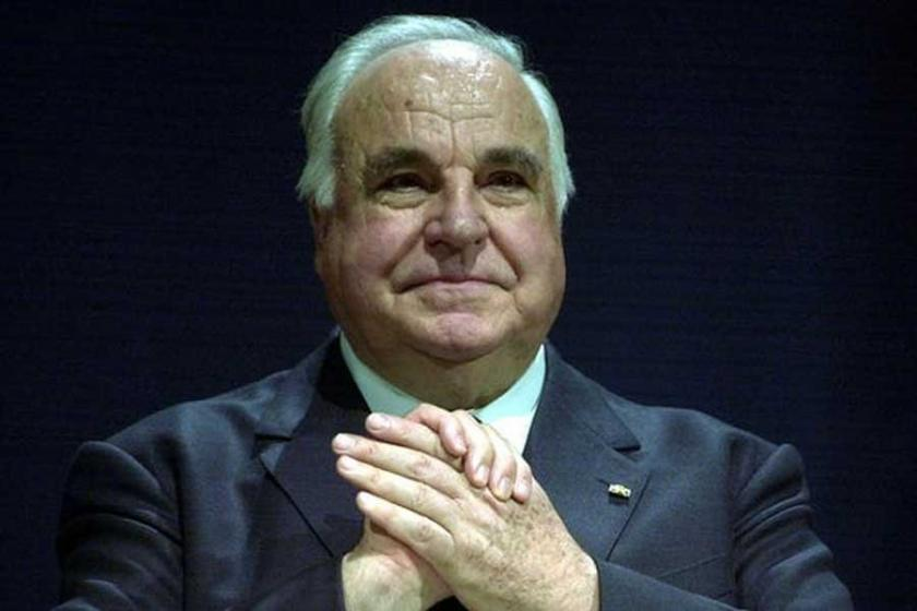 Almanya eski Başbakanı Helmut Kohl  yaşamını yitirdi
