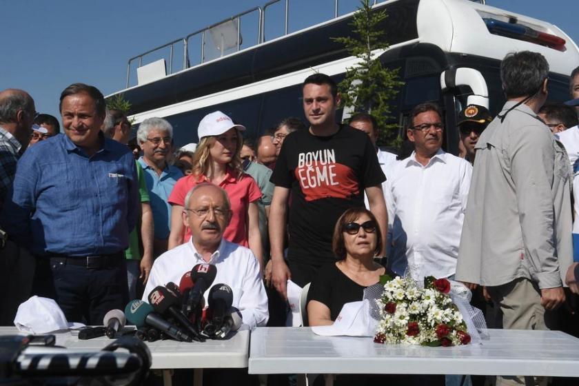 Kılıçdaroğlu: Yargıda çifte standart olmamalı