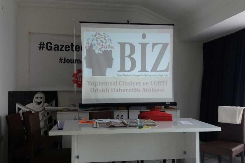 'Türkiye medyasında LGBTİ görünürlüğü yok'