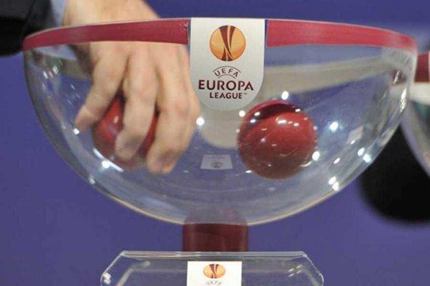 UEFA Avrupa Ligi'nde kuralar çekiliyor