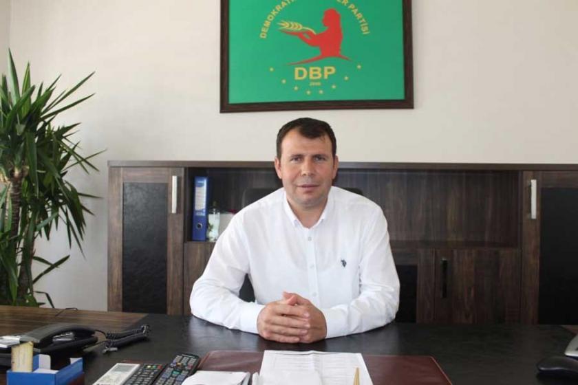DBP Eş Başkanı Mehmet Arslan cezaevinde darbedildi