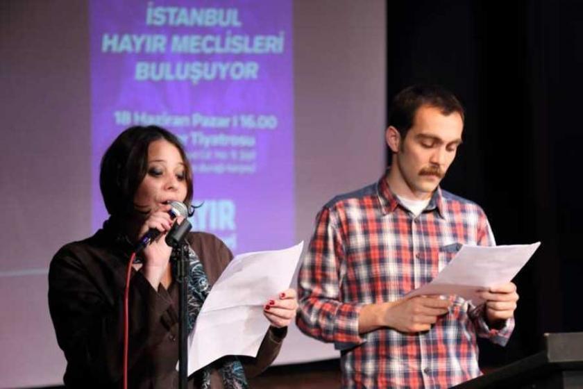 İstanbul Hayır Meclisleri bir araya geldi