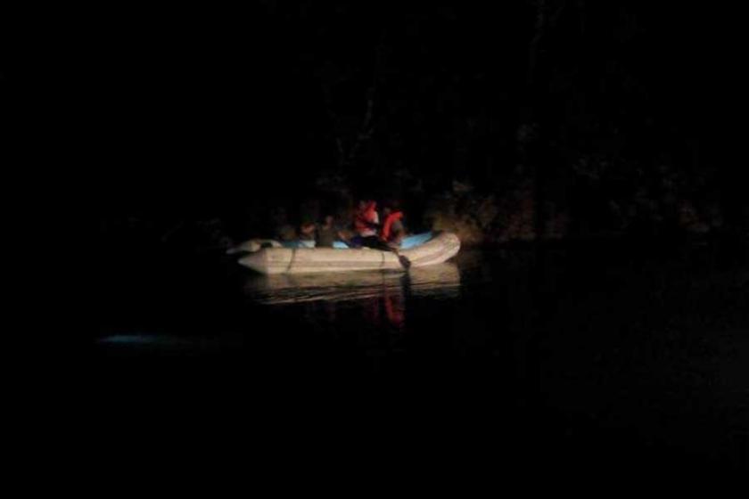 Göksu Nehri'ne balık tutmaya giden 2 kişi boğuldu