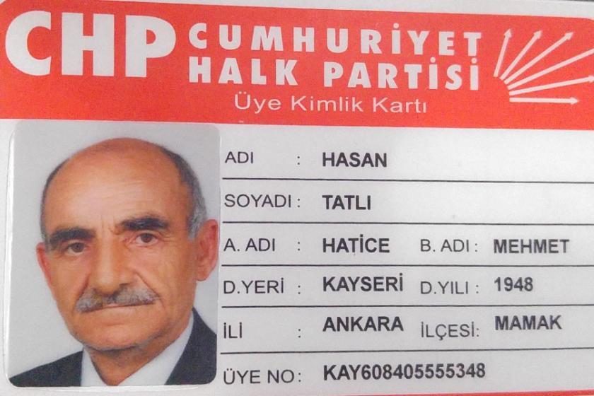 Adalet Yürüyüşü'nde kalp krizi geçiren CHP üyesi öldü