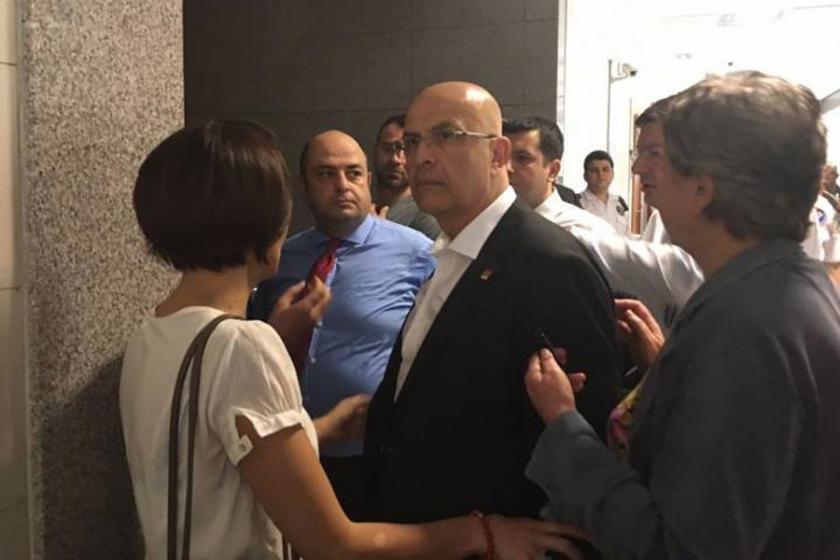 Enis Berberoğlu istinaf mahkemesine başvuruda bulundu