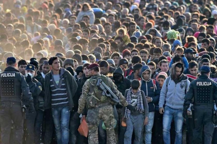 Hükümetlere 'Mültecileri koruyun' çağrısı