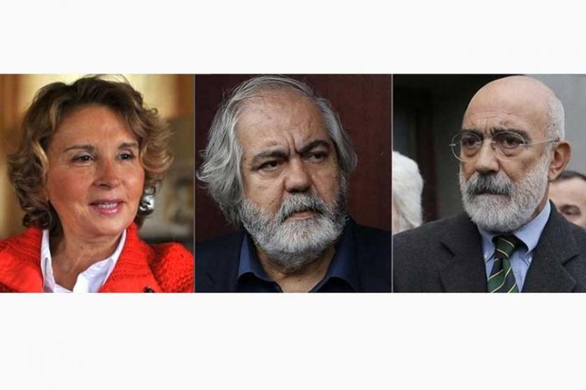 Ahmet Altan: Adliye sarayları hukuk mezbahasına dönmüştür