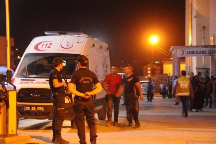Askeri konvoya roketli saldırı: 1 yüzbaşı hayatını kaybetti