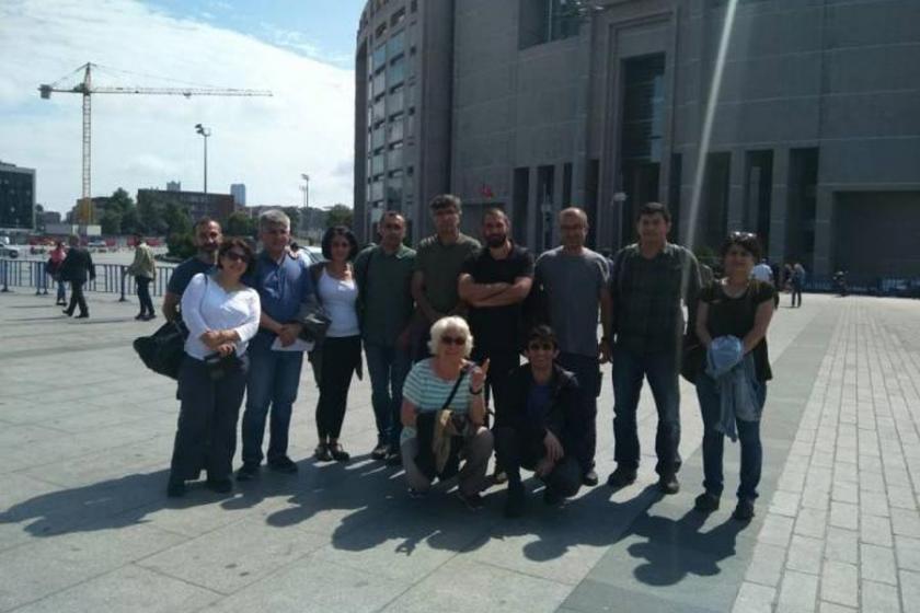 'KCK Basın' davasında ikinci kez pasaportlar iptal