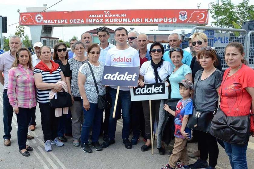 Enis Berberoğlu: 33 yıllık gazeteciyim, adalet istiyorum