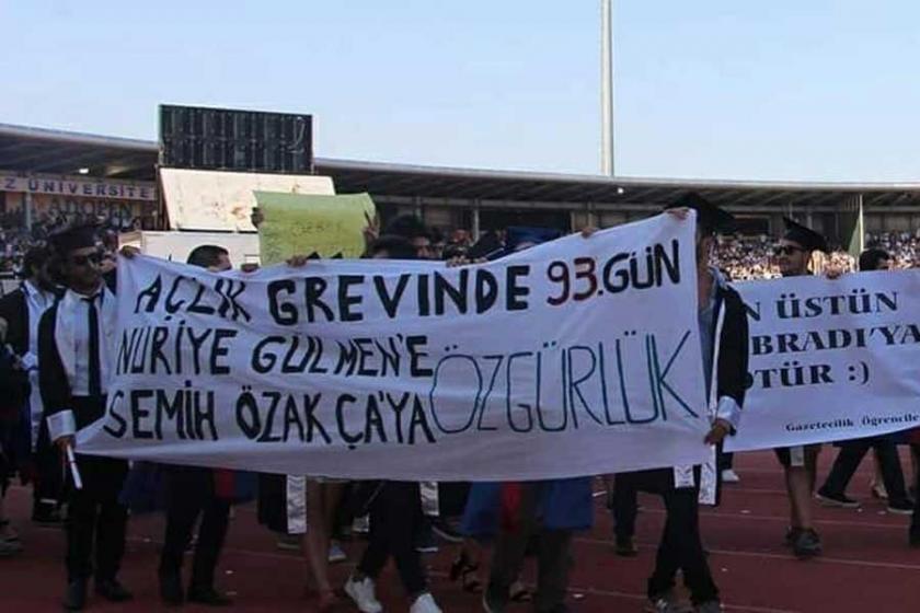 Antalya'da gözaltına alınan öğrenciler serbest bırakıldı