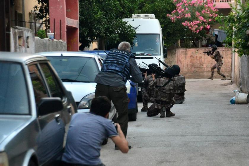 Adana'da IŞİD'in hücre evine baskın: 7 gözaltı