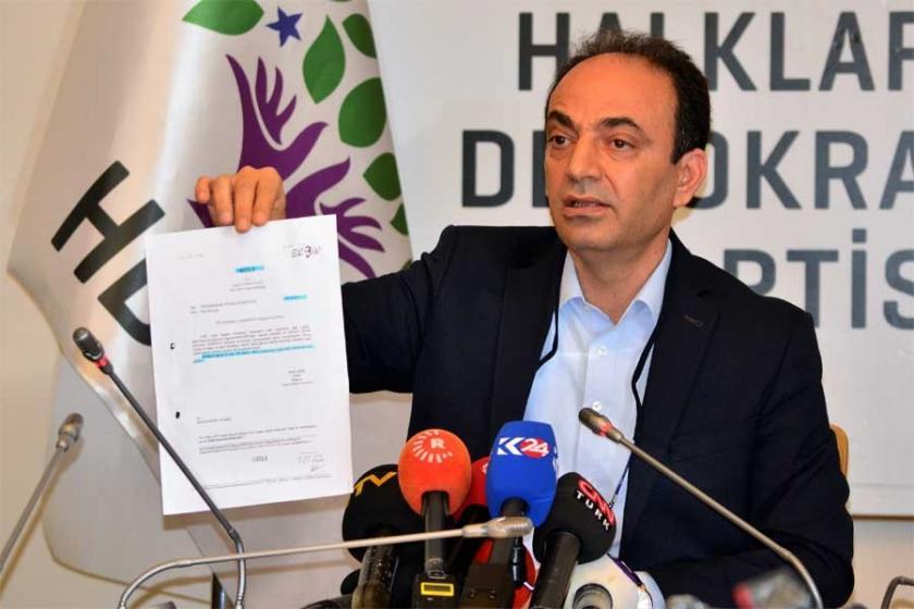 Baydemir: Demirtaş'ın tutuklandığı dava talimatla hazırlandı
