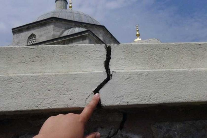 Mimarlar Odası'ndan Şemsi Paşa Camii açıklaması