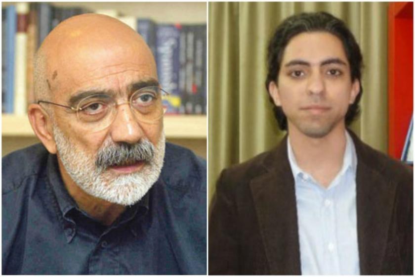Edebiyat dünyası Badawi ve Altan için eyleme geçiyor