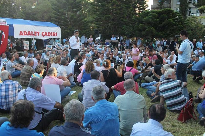 Adana'dan adalet için birlikte mücadele vurgusu