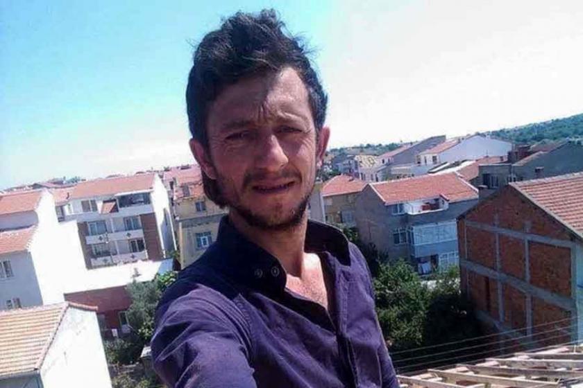 Biga'da çalıştığı inşaattan düşen işçi hayatını kaybetti