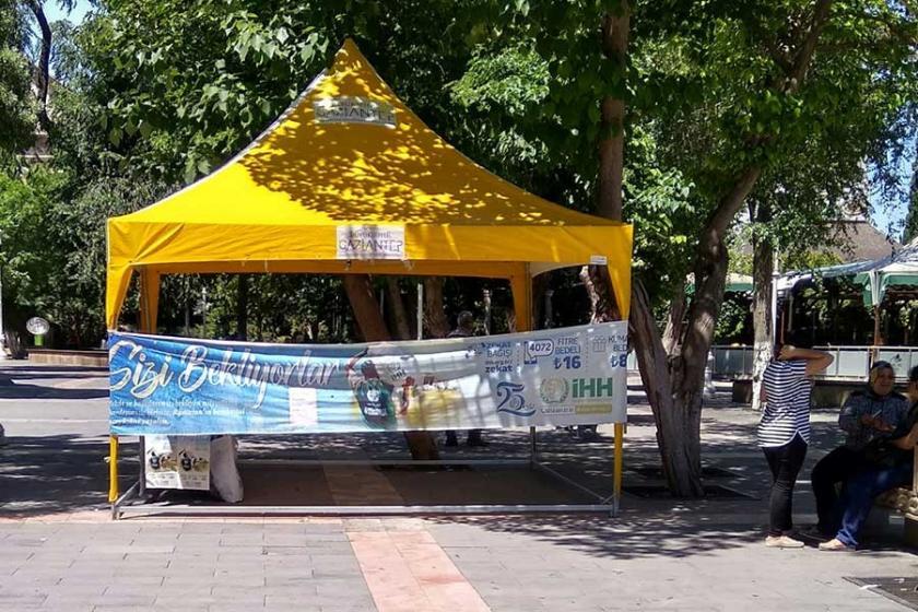 Antep'teki 'Açık alanda etkinlik yasağı'nda çifte standart