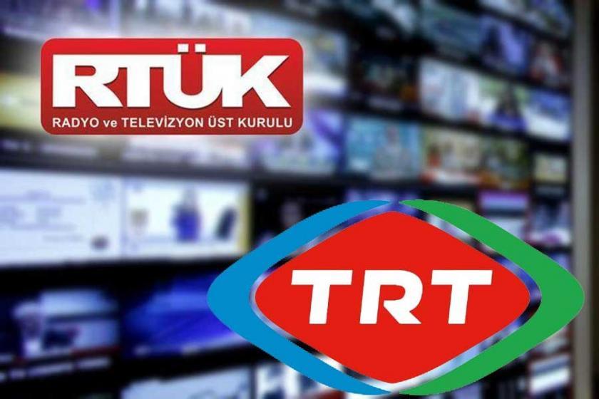 TRT'nin HDP ambargosuna RTÜK'ten destek!