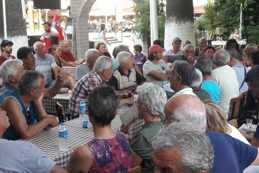 Balıkesir'de Adalet Yürüyüşü için toplantı gerçekleştirildi