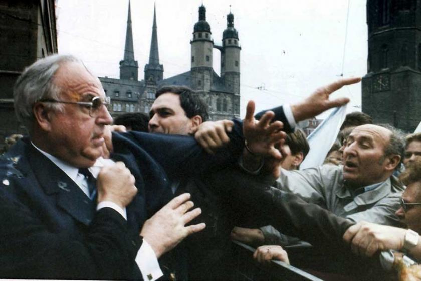 Başka bir açıdan Helmut Kohl