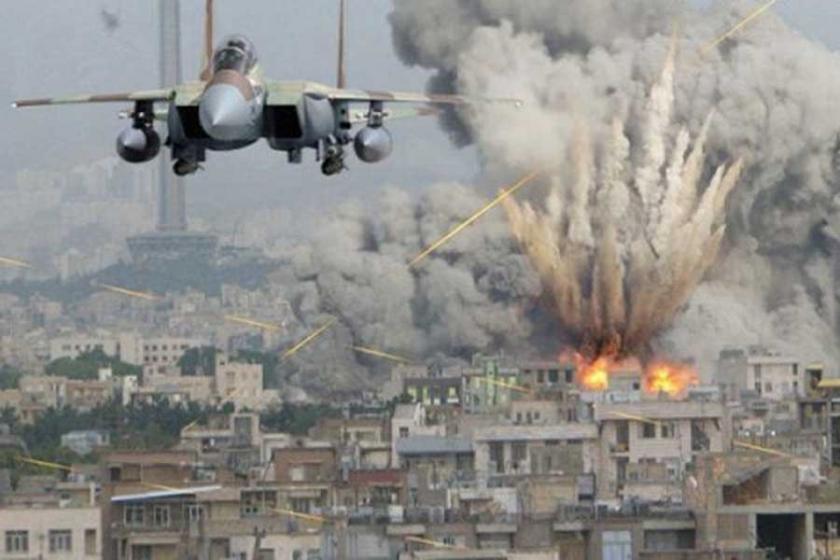 ABD Suriye'yi yine tehdit etti
