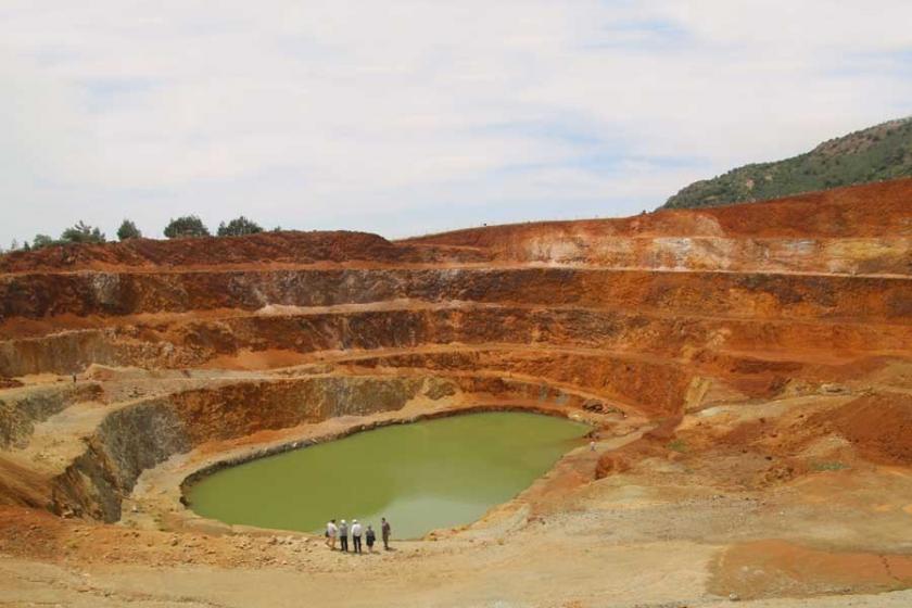 Danıştay nikel madeninin ÇED iptal kararını bozdu
