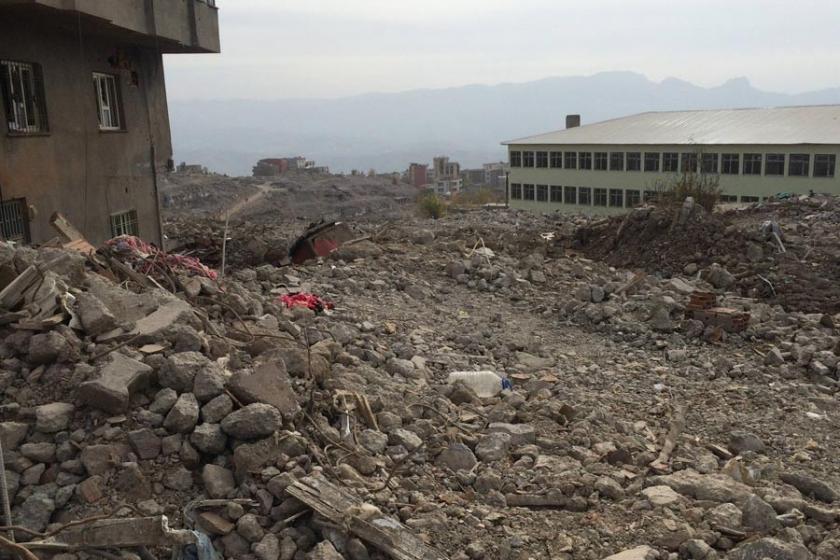 HDP'li Aycan İrmez: Şırnak boşaltılmak isteniyor
